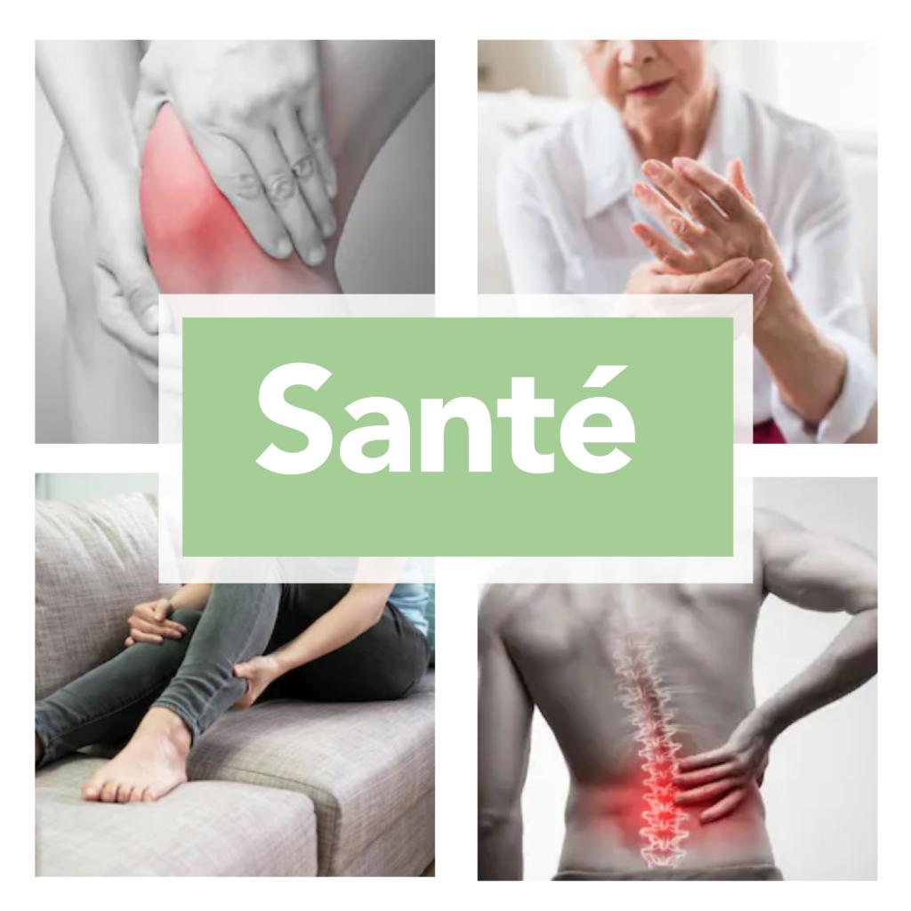 Réduction de la douleur des parcours de soins complémentaires existent