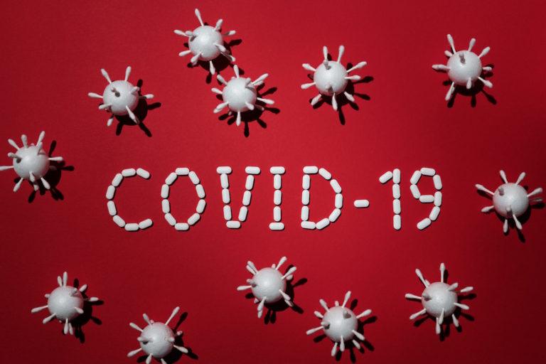covid 19 image dillustration
