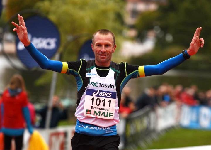 coureur d'endurance français manu maeyssat