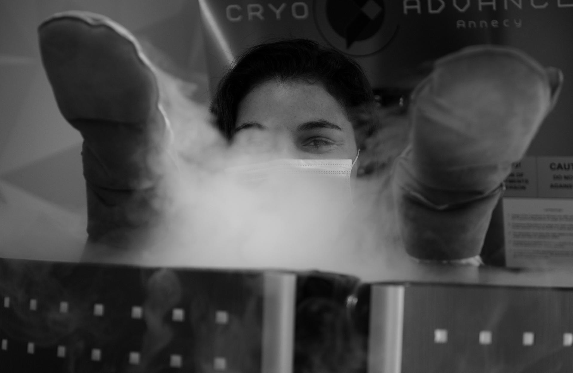 seance de cryo pour la fibromyalgie à lyon